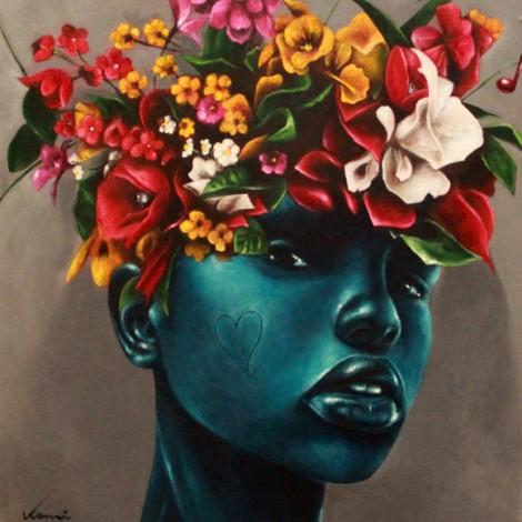 Nubian empress
